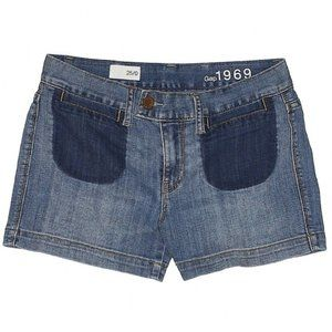 Gap Denim Shorts 25